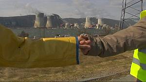 Anti-nuclear demos across Europe on Fukushima anniversary