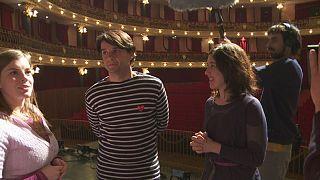 Portekizli The Gift grubundan gençlere tavsiyeler