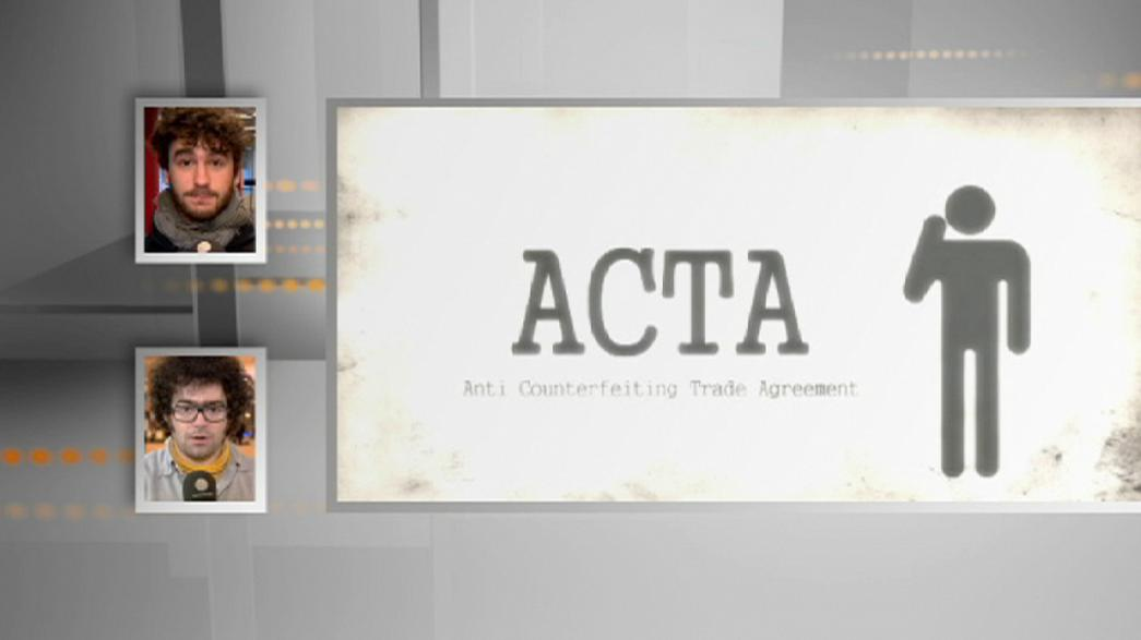 Was soll das ACTA-Gesetz bewirken?