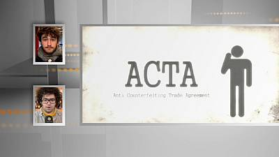 Internet sharing impact of ACTA
