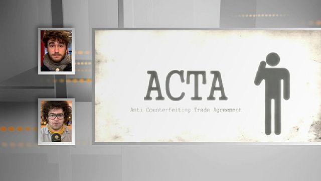 Internet sharing impact of ACTA
