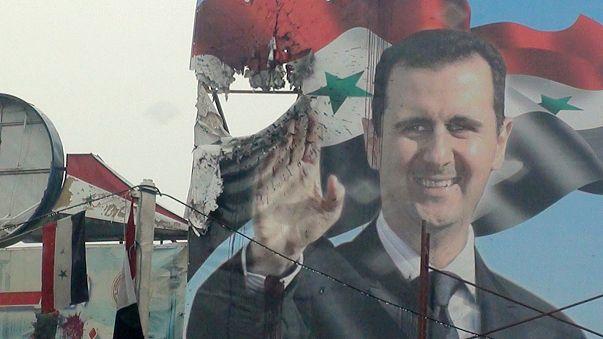 Suriye'de şiddetin gölgesinde geçen bir yıl