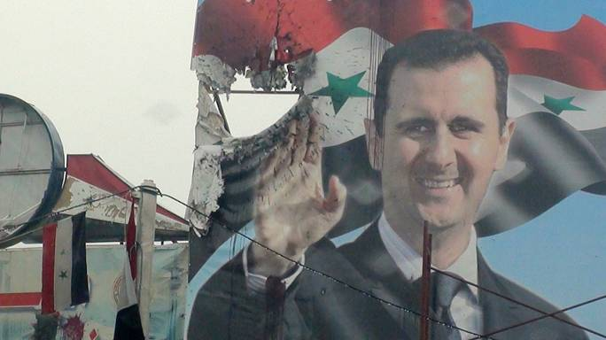 Syria: A year-long struggle to oust Assad