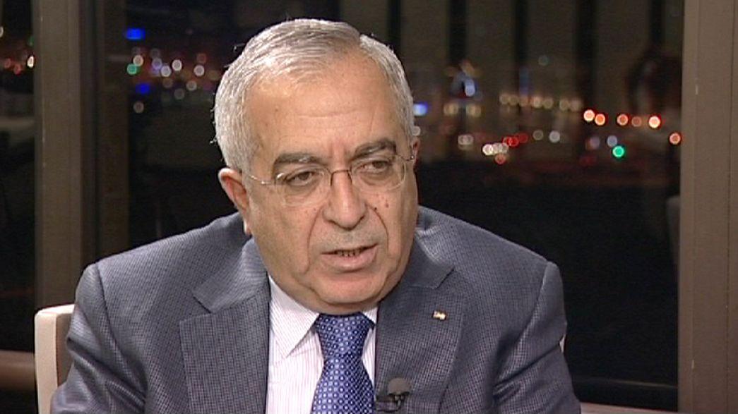 """Salam Fayyad: """"L'acqua non è un bene a uso esclusivo dagli israeliani""""."""