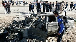 Bomb blasts rock cities in Iraq