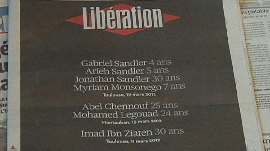 Francia: los asesinatos alteran la campaña para las presidenciales