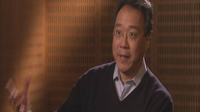 Bonus interview: Yo-Yo Ma
