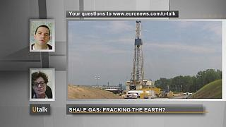 Shale gas: fracking the Earth?