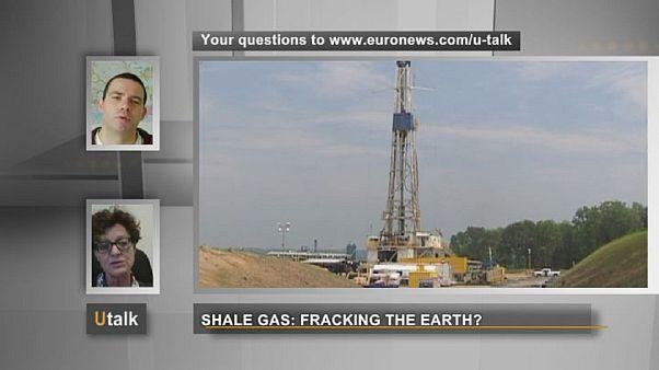 Quais os riscos associados à exploração de gás de xisto?