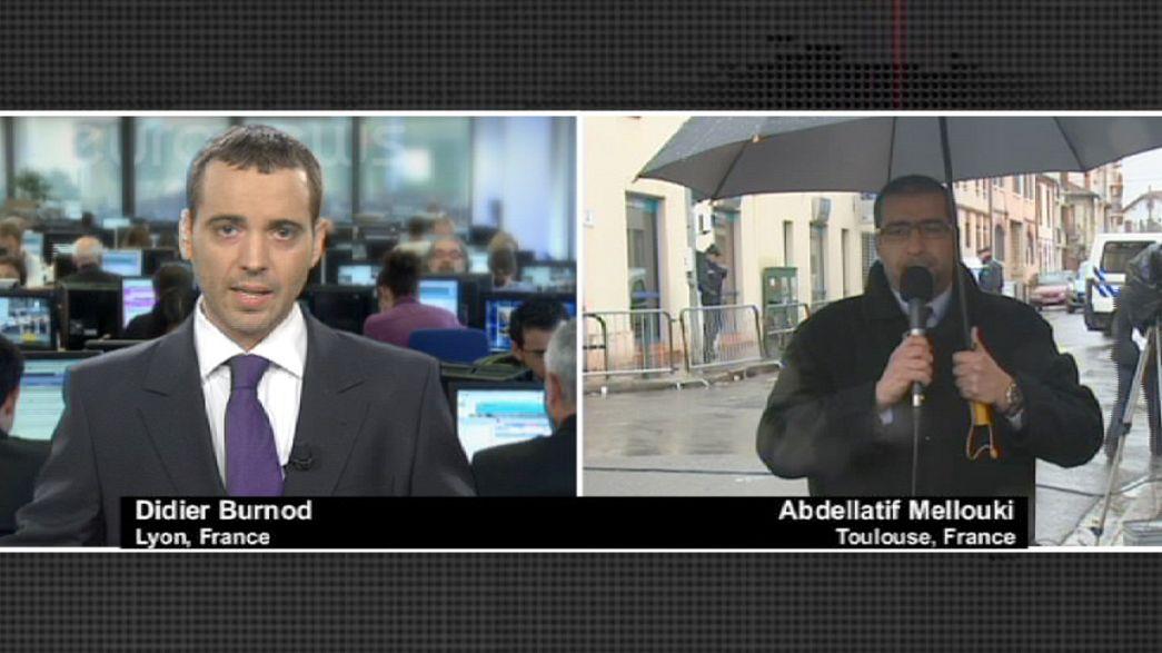 """نائب رئيس المجلس الإقليمي للديانة الإسلامية بفرنسا ليورونيوز: """" الجالية المسلمة قلقة جدا بعد الأحداث الأخيرة """""""