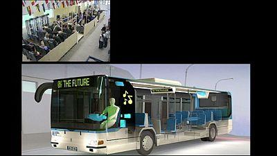 Paso a paso llega el autobús del futuro