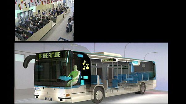 Traffico urbano, ritorno al futuro dei nuovi autobus