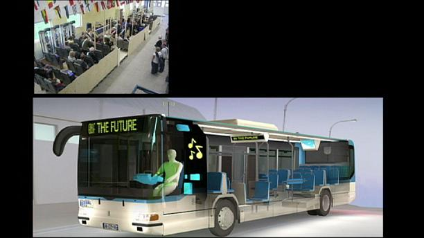 A new bus that's just the ticket