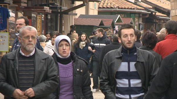 Savaşın ve hüznün simgesi Saraybosna