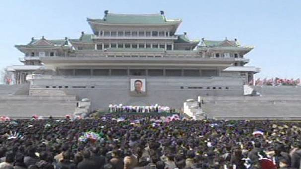 North Korea ends 100 days of mourning for Kim Jong-il