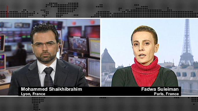الفنانة السورية فدوى سليمان تعارض الثورة المسلحة وتصف المعارضة بالفاشلة