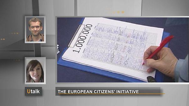 Die europäische Bürgerinitiative