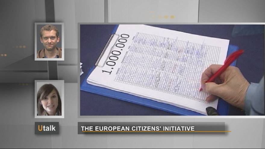 What is the European Citizens' Initiative?