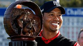 sport: Tiger Woods heads to Masters believing he can win