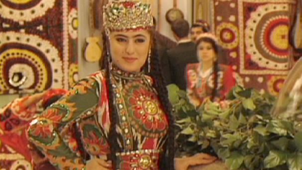 Regional leaders celebrate Nowruz in Tajikistan