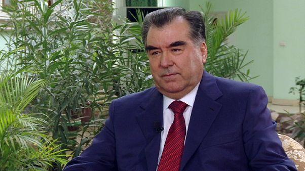 President Emomali Rahmon: There is no short-cut to democracy