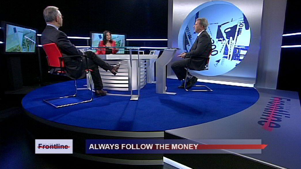 Organisierte Kriminalität: Man muss der Spur des Geldes folgen, um sie zu bekämpfen