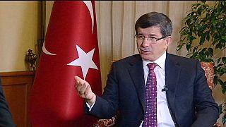 """Davutoğlu: """"Avrupa'ya vize muafiyeti Türk vatandaşlarının hakkı"""""""