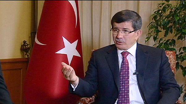 Davutoğlu besteht auf Visumfreiheit für Türken