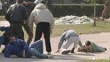 6 avril 92, Sarajevo, ville assiégée