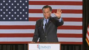 White House sees Romney as the man to beat