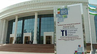 Having a gas: Uzbekistan enjoys booming economy