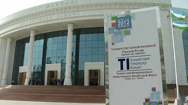Uzbekistán marca el ritmo económico en Asia Central