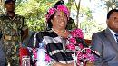 Banda takes presidential reins in Malawi