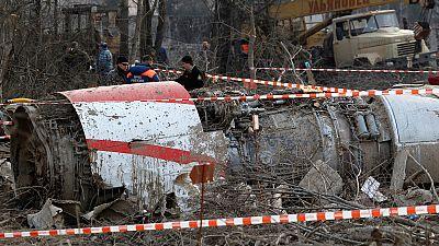 Due anni fa a Smolensk l'incidente all'aereo del presidente polacco Kaczynski