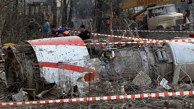Polonya'da Smolensk kazası halen esrarını koruyor