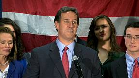 Santorum quits Republican presidential race