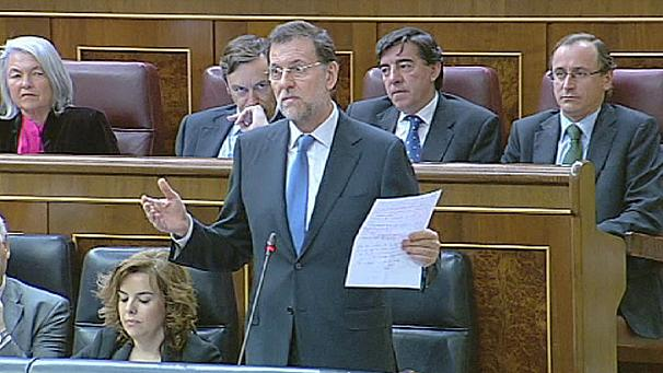 Rajoy: Spain's deficit reduction is urgent