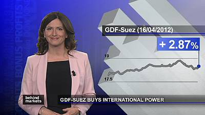 GDF-Suez to take over International Power.
