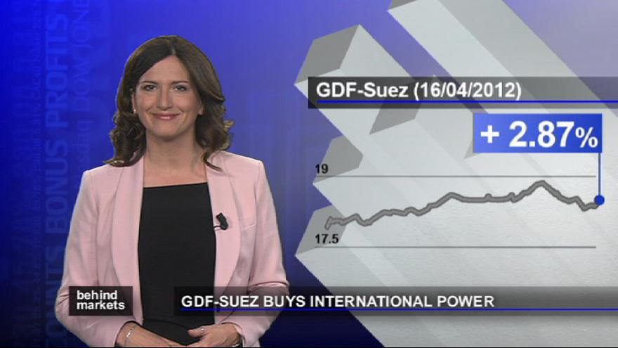 GDF-Suez compra a International Power