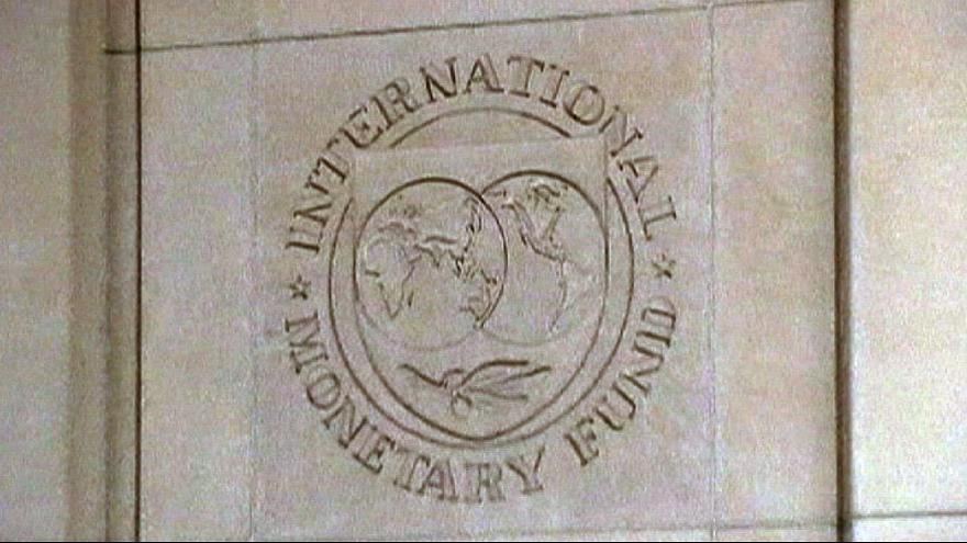 IMF more upbeat, but cautious on growth