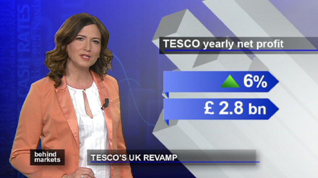 """شركة التوزيع البريطانية """"تيسكو""""تتجه نحو إعادة هيكلة فروعها بالداخل"""