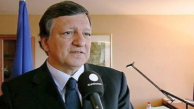 Barroso sees future growth in Greece