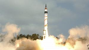 India fires missile with intercontinental nuclear range
