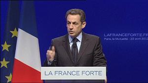 French elections: Sarkozy defiant