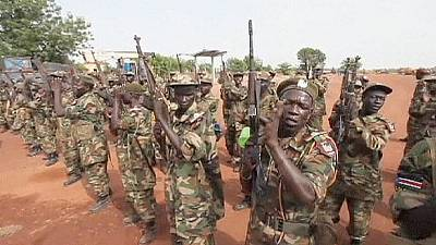 Fresh attacks on the South Sudanese border