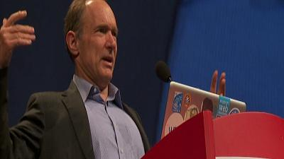 Web inventor Tim Berners-Lee on imagining worlds