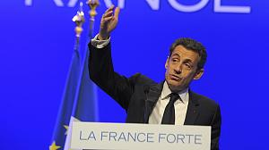Sarkozy ridicules rival for refusing to join him in debates