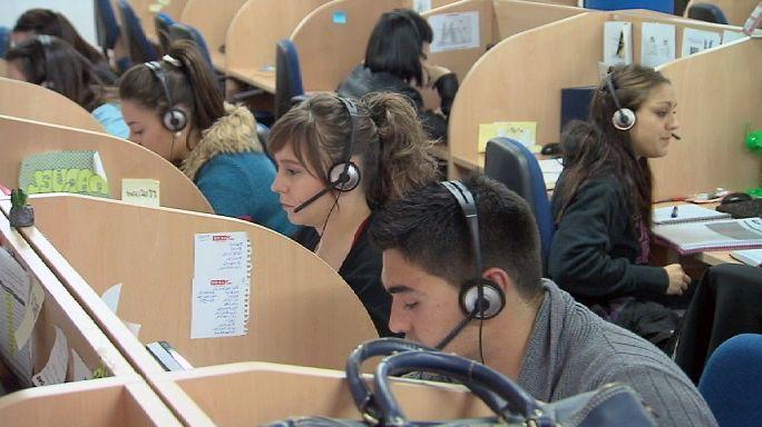 Spain's lost generation
