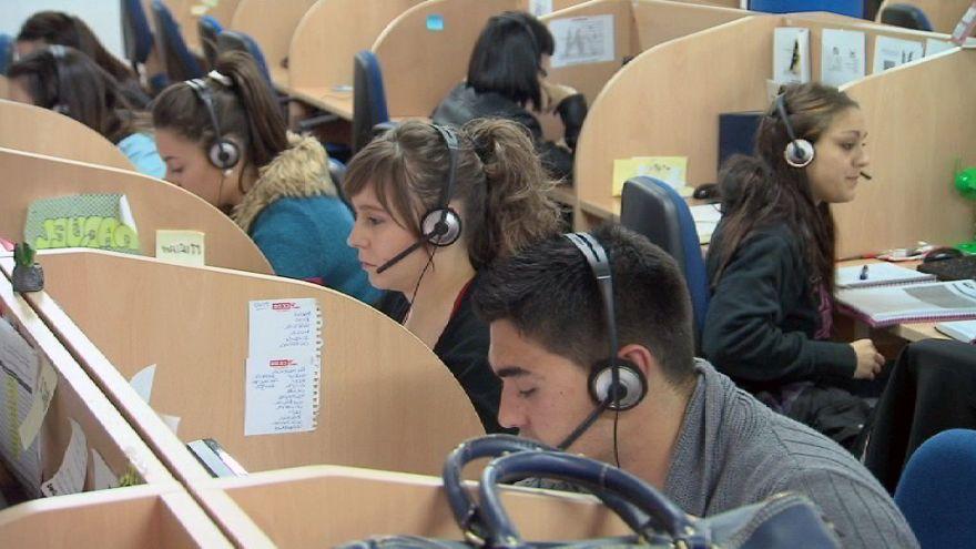 """Espanha: A geração """"nimileurista"""""""