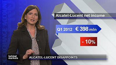 Alcatel-Lucent desilude
